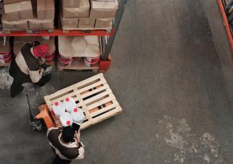 Almacenaje, embalaje y distribución